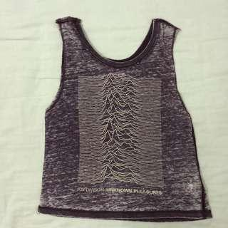 H&M UNKNOWN DIVISIONS tank top