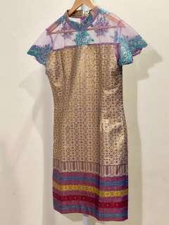 Dress SONGKET Premium