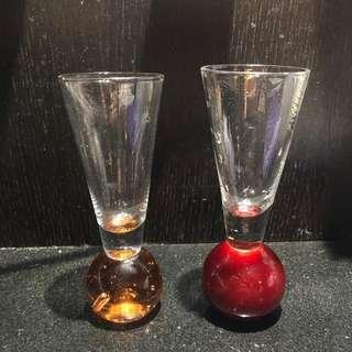 減價!大量全新玻璃酒杯 sake / wine glasses