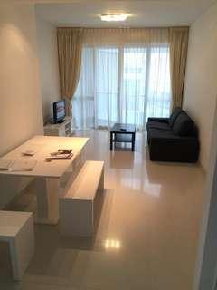 FOR RENT. Near to Dhoby Ghaut MRT. Visioncrest 1 bedder 689sf. Near to Orchard Shopping Belt District