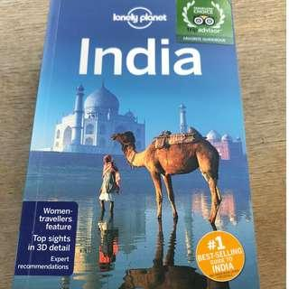 Lonely Planet India (16th Edition)