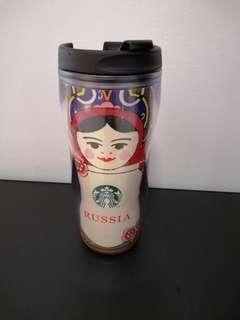 Starbucks Russia Doll Tumbler