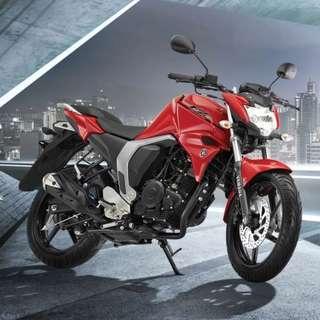 Yamaha FZ 16 version 2.0