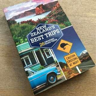 Lonely Planet New Zealand (Best Trips 1st Edition)