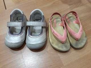 Rm20 for 2 Girl shoes