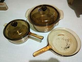 Visions Glass Cookware
