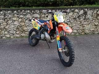 KTM EXC 300 2012