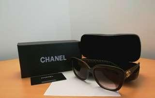 Chanel Signature Sunglasses Limited Edition