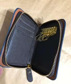 🚚 全新未使用 鑰匙包 鈔票小包
