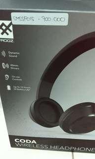 Headphone coda wireless