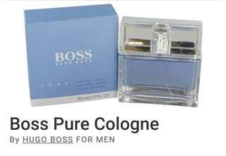 New Tester Set. Original Hugo Boss Pure Perfume.