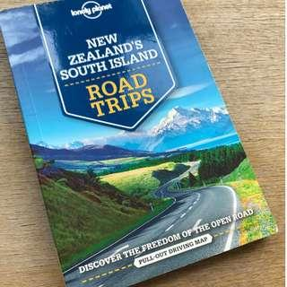 Lonely Planet New Zealand South Island Road Trips (1st Edition)