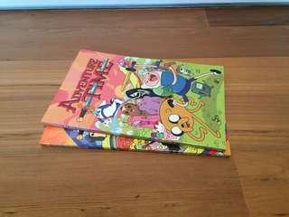 Adventure time trade paperbacks
