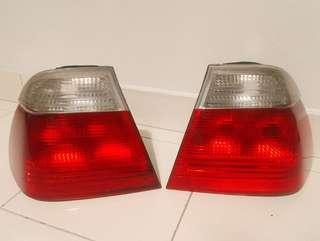 BMW E46 Tail light lamp m3
