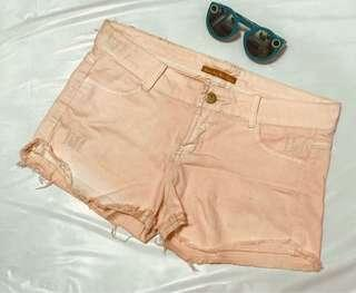 Mex Soft Denim Shorts