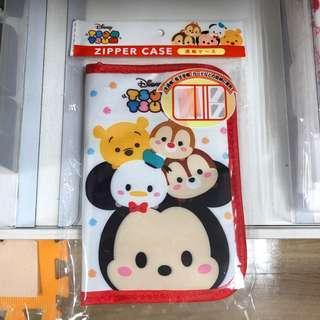 Tsum Tsum Disney 手帳 護照套