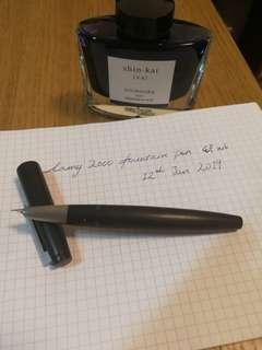 Lamy 2000 Pen