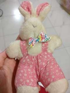 Cute bunny stuffed toy 🐰