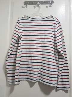 Uniqlo long sleeves top - medium