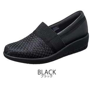 日本Topaz 舒適女裝鞋 25cm黑色