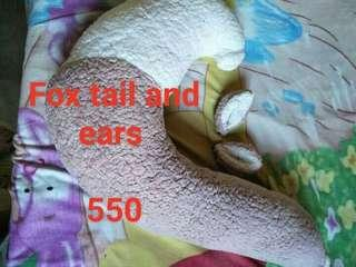 Dox tail and ears