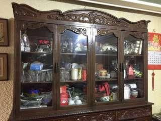 Removable Wooden Cabinet (1 Set)