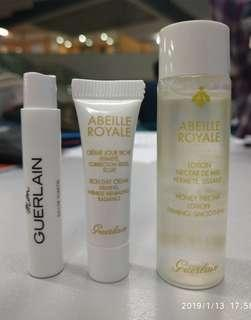 🐝Guerlain 殿級蜂皇系列 Abeille Royale Age-Defying Care Samples #sellfaster