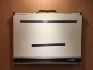ART攜帶式製圖板 鋼索平行尺製圖板 桌上型製圖板 製圖架 製圖用具