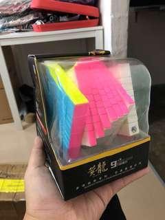 Huanglong Yuxin 9x9 Magic Cube
