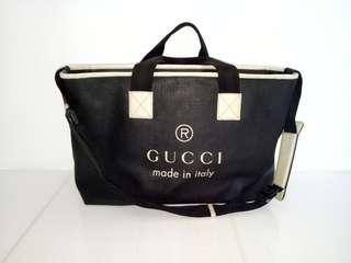 Gucci 2 way bag authentic