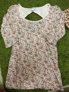 Floral Top cotton on