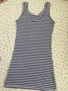 Forever 21 Stripes BodyCon