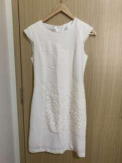 Bysi Dress - Cream
