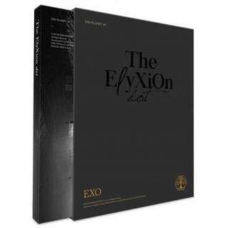 'EXO PLANET #4 - The EℓyXiOn [dot]-'photo book & live album