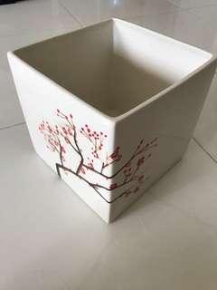 Ceramic Vase flower plant table-TOP floral display