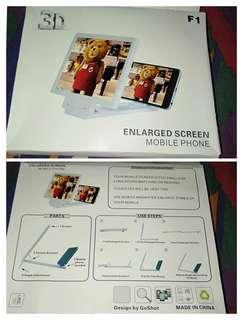 Mobile Phone Screen Enlarger