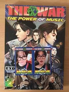 EXO The War- The Power of Music Baekhyun set