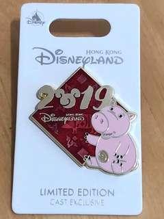 迪士尼徽章交换