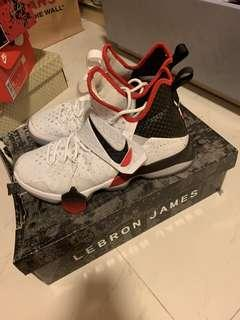 Nike LeBron XIV EP白紅色