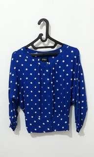 Eprise polkadots blouse