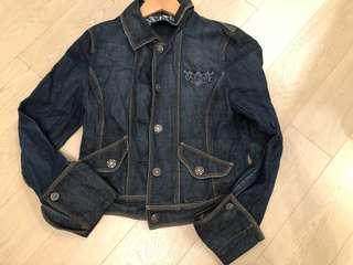 Chevignon jean jacket 牛仔外套