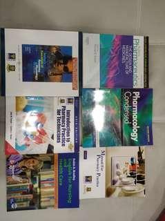 Medical Books for Pharmacy