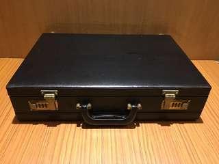 早期手提箱 行李箱 旅行箱 化妝箱 老皮箱 皮箱 公事包 公事