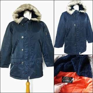Men winter jacket / jaket winter pria / winter coat pria