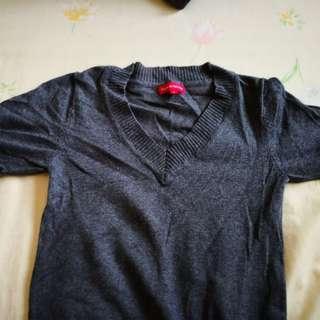 Greyish Black Top #PRECNY60