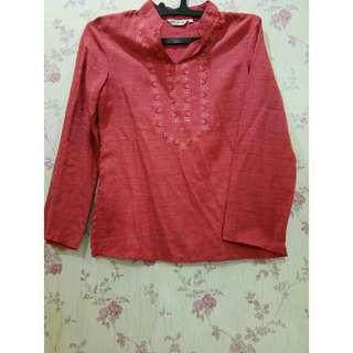 Baju merah 20rb freong