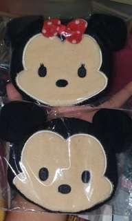 Mickey Minnie Coin Pouch