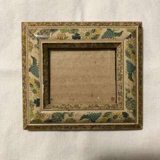VINTAGE Antique 懷舊相架 PHOTO FRAME (外框 11cm x 12cm)