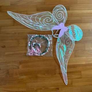 Fairy Wing Costume