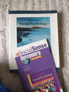 Social Psychology and Theories of Personality Books